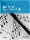 The Art of Readable Code by Dustin Boswell and Trevor Foucher